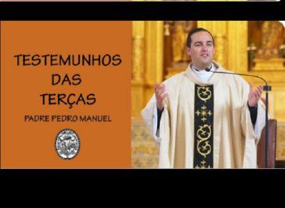 Testemunhos das Terças: Seminário Maior de Évora lança nova rúbrica em vídeo