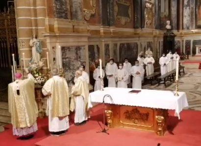 8 de Dezembro: Solenidade da Imaculada Conceição na Sé de Évora