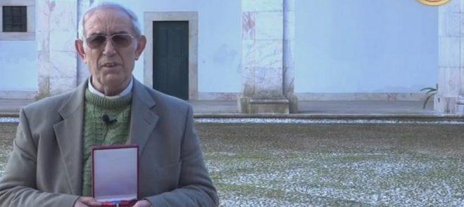 13 de Janeiro: Município de Viana do Alentejo atribuiu a medalha de honra ao Padre Manuel Manso