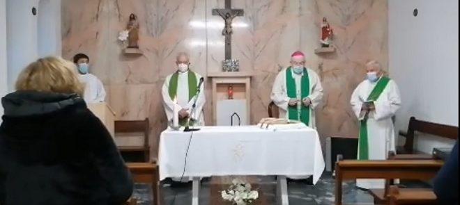 17 de Janeiro: Arcebispo de Évora rezou pelo fim da pandemia com a pastoral social (Com vídeo)