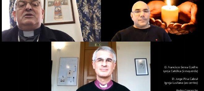 25 de janeiro: Momento Ecuménico de Diálogo e Oração entre a Arquidiocese de Évora e a Igreja Lusitana
