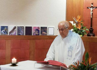 Tweet do Arcebispo de Évora: Partiu para a Casa do Pai o P. José Pina, SJ