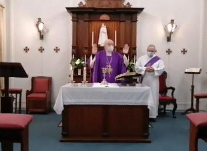 28 de fevereiro: Arcebispo de Évora presidiu à Eucaristia do II Domingo da Quaresma
