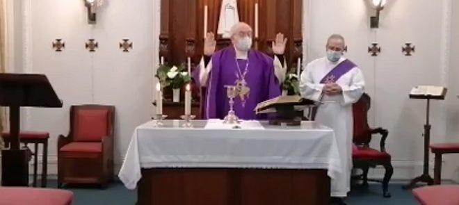 28 de fevereiro: Eucaristia do II Domingo da Quaresma