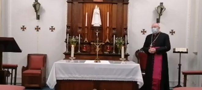 4 de fevereiro: Arcebispo de Évora presidiu à Adoração ao Santíssimo Sacramento pelas Vocações