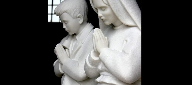 Corrente de oração: Os Pastorinhos espreitam da minha janela