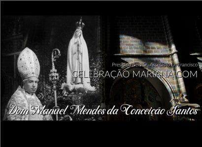 12 de fevereiro: Arcebispo de Évora presidiu à celebração mariana com Dom Manuel Mendes