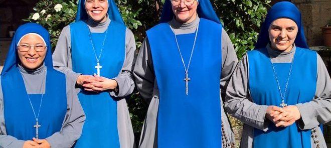 Irmãs Servidoras do Senhor chegarão a Évora a 5 de Março