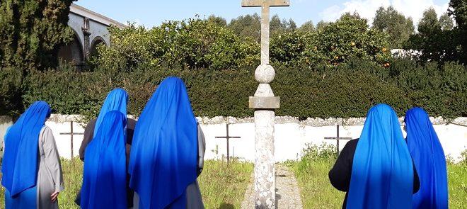 14 de Março/Ser Igreja: A visita das Irmãs Servidoras à Cartuxa de Évora (com áudio)