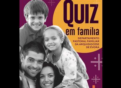 Pastoral da Família divulga classificação final do Quiz em Família 2020/2021