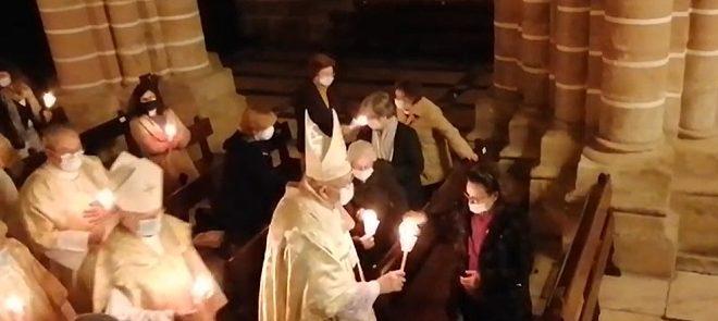 Sábado Santo, às 21h30: Solene Vigília Pascal na Catedral de Évora (Com Homilia)