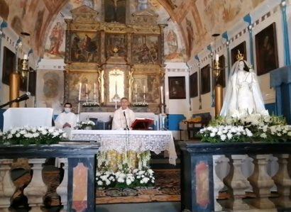 12 de Abril: Eucaristia em honra de N.ª Sr.ª da Boa Nova