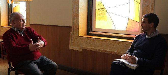 Domingo do Bom Pastor: TáNaCara com o Cónego Silvestre Marques