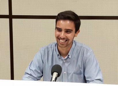 6 de junho/Ser Igreja: Ordenação Diaconal de Tiago Carlos (Vídeo e Podcast)