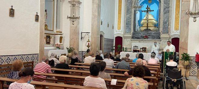 Dia Mundial dos Avós celebrado no Lar de Nossa Senhora do Paço em Barbacena