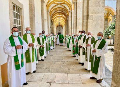 Retiro do Clero terminou no dia 9 de julho no Seminário Maior de Évora