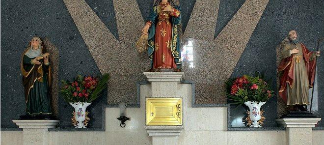 29 de Agosto/Fafe: Arcebispo de Évora preside a eucaristia em honra de Nossa Senhora das Graças