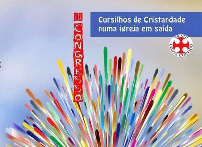 30 de Outubro: II Congresso Nacional  do Movimento dos Cursilhos de Cristandade
