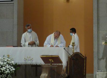 Padre Sebastião Coelho tomou posse como director do Colégio Salesiano de Évora