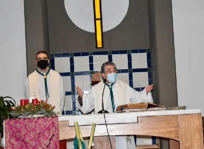12 de setembro: Entrada Solene do novo Pároco na Paróquia da Senhora da Saúde – Évora (C/ Vídeo)