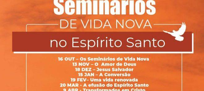 Comunidade Canção Nova: Grupo de Oração e Seminários