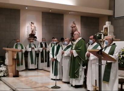 17 de outubro: Abertura do processo sinodal na Arquidiocese de Évora (C/ Homilia)