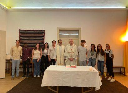 Festa de Abertura  do Casarão – Pastoral Universitária de Évora