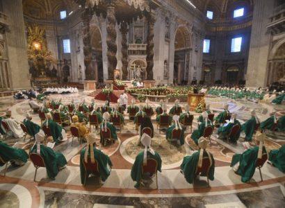 17 de outubro, às 18h30: Abertura do processo sinodal na Arquidiocese de Évora