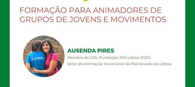9 de outubro, às 10h: Pastoral Juvenil realiza ANIMA(AÇÃO)!